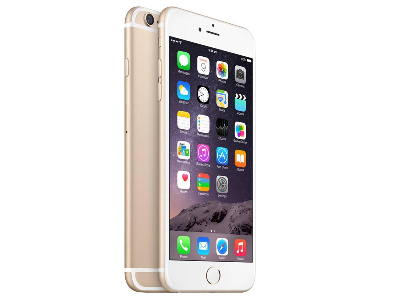 APPLE iPhone 6, 16 GB, zlatý, bulk balení + 400 Kč na dárky nebo další nákup | CHAT on-line podpora PO-PÁ 8-22.00!!