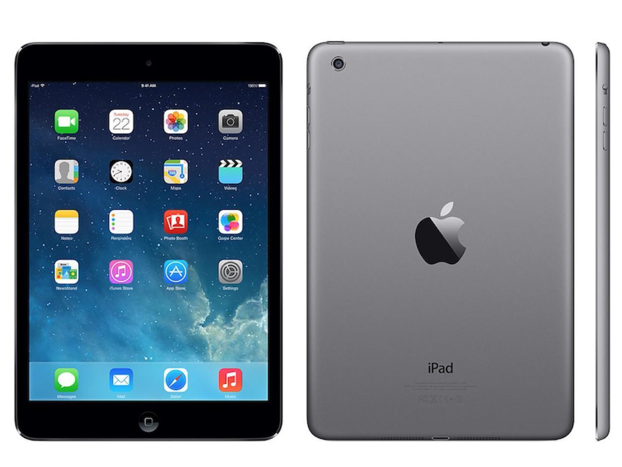 APPLE iPad Mini 3 WiFi + Cellular, 16 GB, šedý + 400 Kč na dárky nebo další nákup | CHAT on-line podpora PO-PÁ 8-22.00!!
