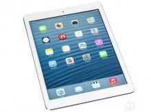 APPLE iPad Air WiFi + Cellular, 16 GB, stříbrný