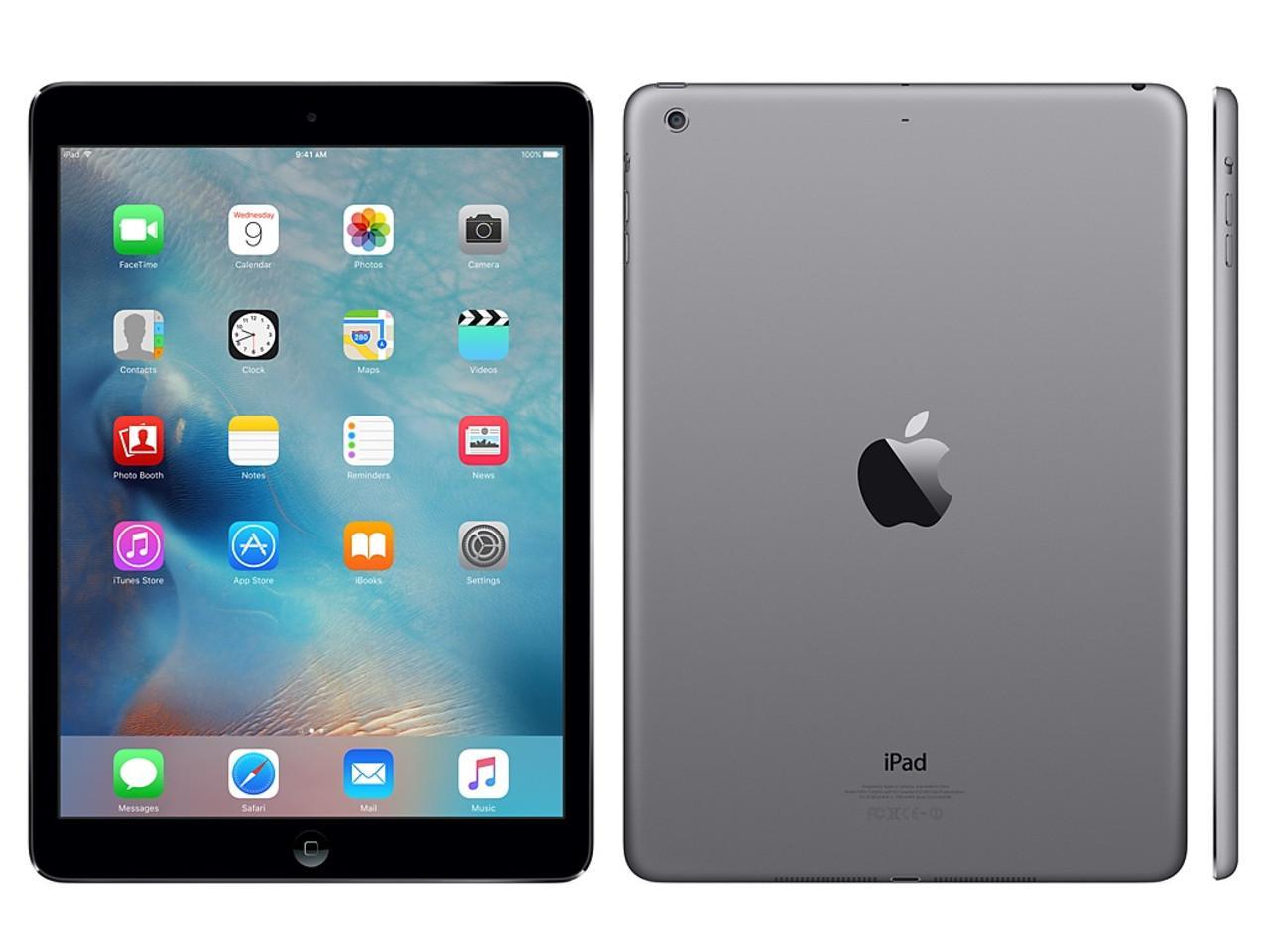APPLE iPad Air WiFi + Cellular, 32 GB, šedý + 500 Kč na dárky nebo další nákup | CHAT on-line podpora PO-PÁ 8-22.00!!