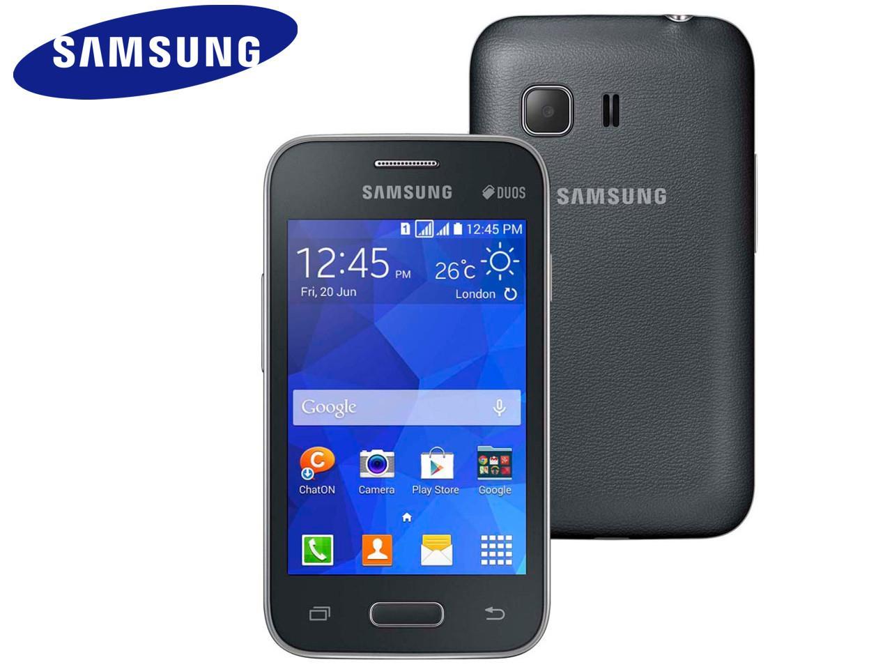 SAMSUNG Galaxy Young 2 (SM-G130HN), šedý | CHAT on-line podpora PO-PÁ 8-22.00!!