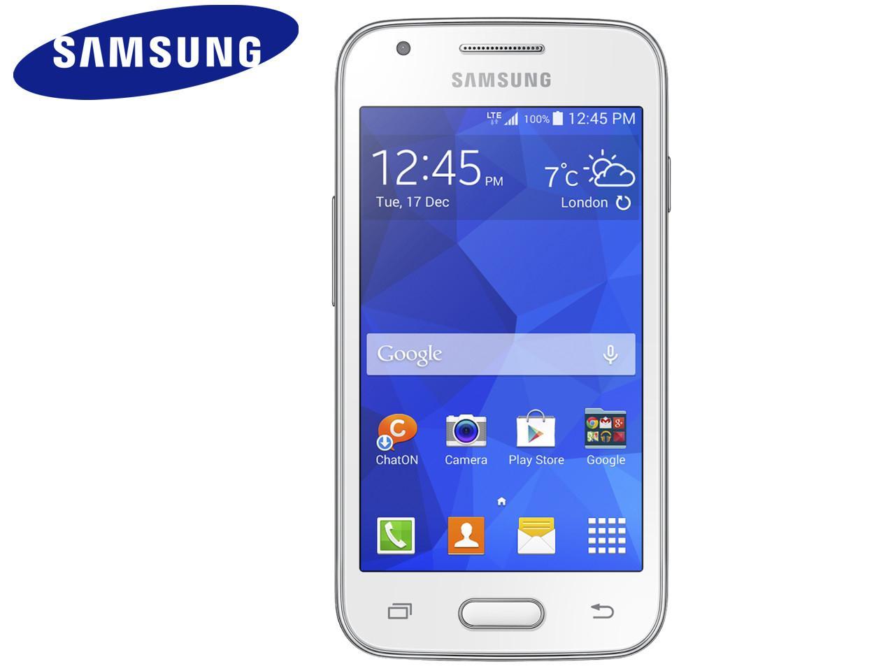 SAMSUNG Galaxy Ace 4 (SM-G357FZ), bílý + 100 Kč na dárky nebo další nákup   CHAT on-line podpora PO-PÁ 8-22.00!!
