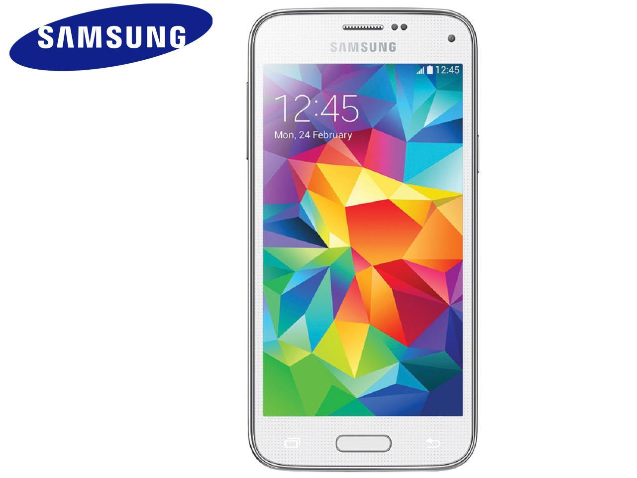 SAMSUNG Galaxy S5 mini (SM-G800F), 16 GB, bílý + 200 Kč na dárky nebo další nákup | CHAT on-line podpora PO-PÁ 8-22.00!!