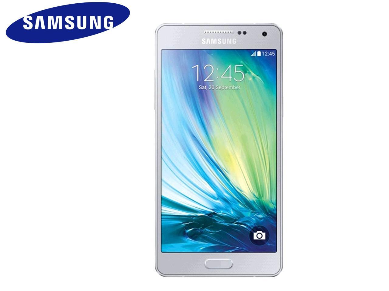 SAMSUNG Galaxy A5 (SM-A500FU), 16 GB, stříbrný + 200 Kč na dárky nebo další nákup | CHAT on-line podpora PO-PÁ 8-22.00!!