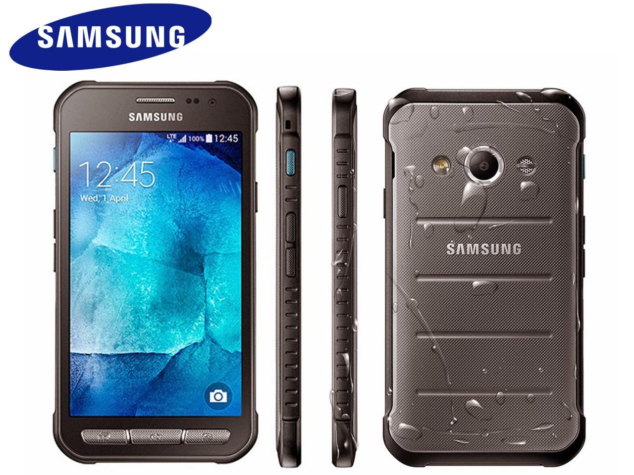 SAMSUNG Galaxy Xcover 3 (SM-G388F), 8 GB, šedý + 100 Kč na dárky nebo další nákup | CHAT on-line podpora PO-PÁ 8-22.00!!