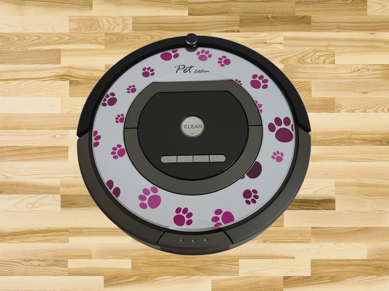 iRobot Roomba 772e iDress Pet Lover + 400 Kč na dárky nebo další nákup | CHAT on-line podpora PO-PÁ 8-22.00!!