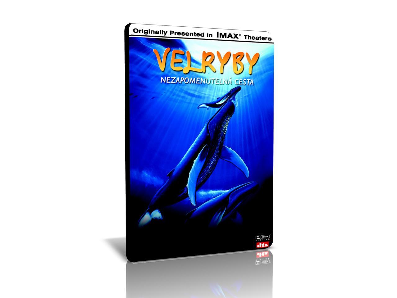 IMAX: Velryby (DVD)