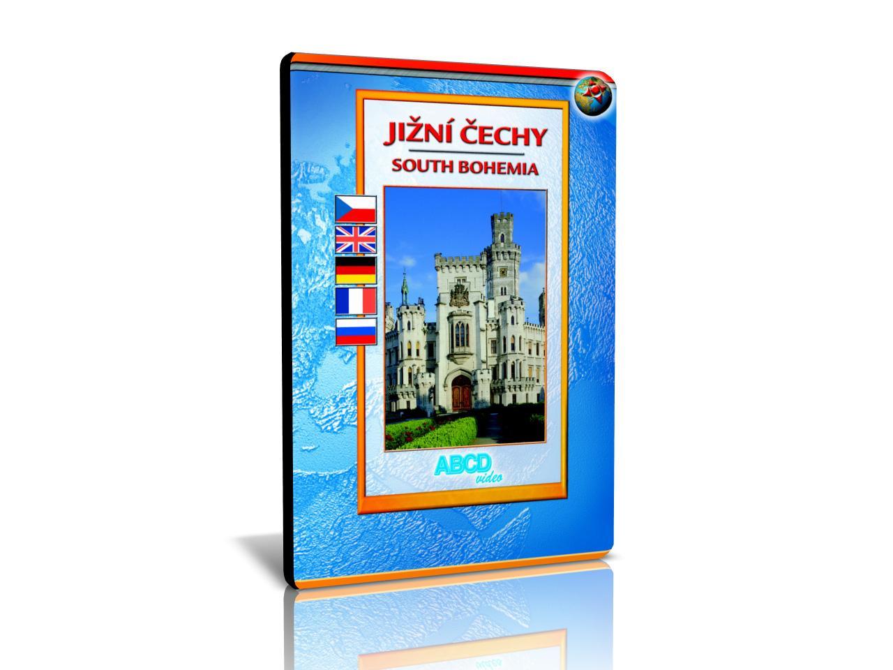 KRÁSY ČECH, MORAVY A SLEZSKA: Jižní Čechy (DVD)