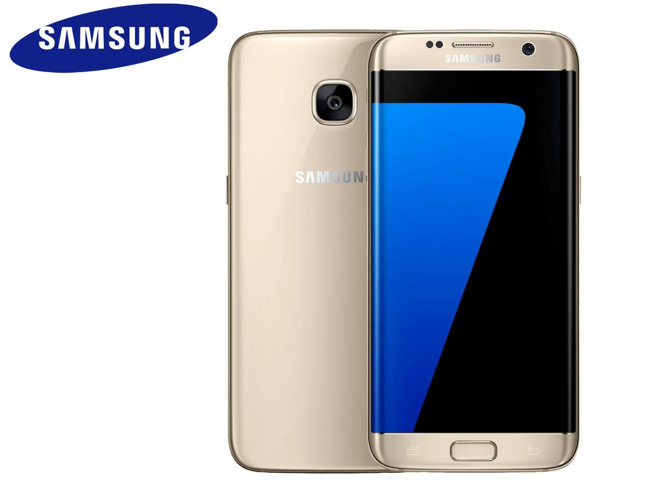 SAMSUNG Galaxy S7 Edge (SM-G935F), 32 GB, zlatý + 500 Kč na dárky nebo další nákup | CHAT on-line podpora PO-PÁ 8-22.00!!