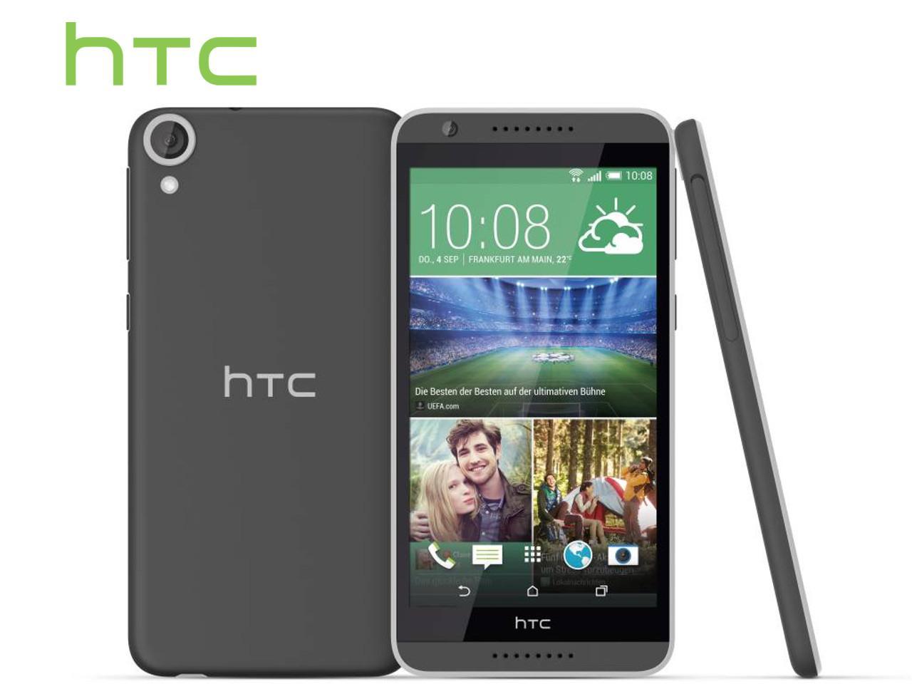HTC Desire 820, šedý + 200 Kč na dárky nebo další nákup | CHAT on-line podpora PO-PÁ 8-22.00!!