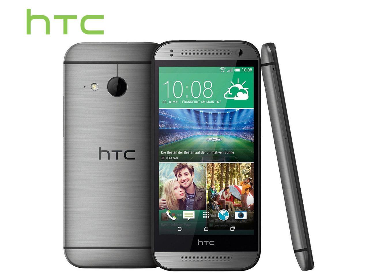 HTC One mini 2, šedý + 200 Kč na dárky nebo další nákup | CHAT on-line podpora PO-PÁ 8-22.00!!