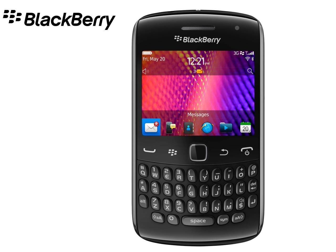BLACKBERRY 9360 Curve, černý + 100 Kč na dárky nebo další nákup | CHAT on-line podpora PO-PÁ 8-22.00!!
