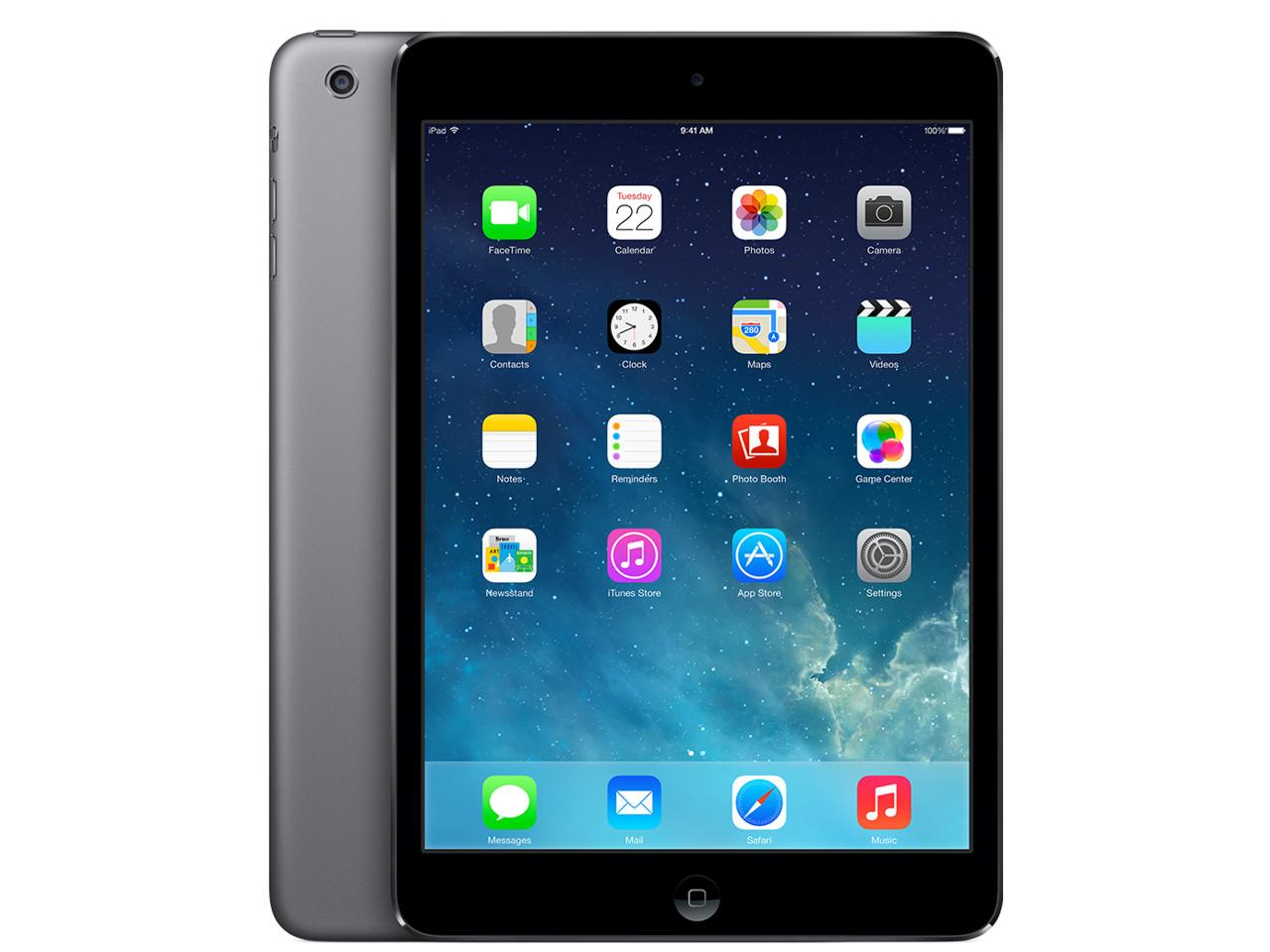 APPLE iPad Mini 2 WiFi + Cellular, 16 GB, šedý + 300 Kč na dárky nebo další nákup | CHAT on-line podpora PO-PÁ 8-22.00!!