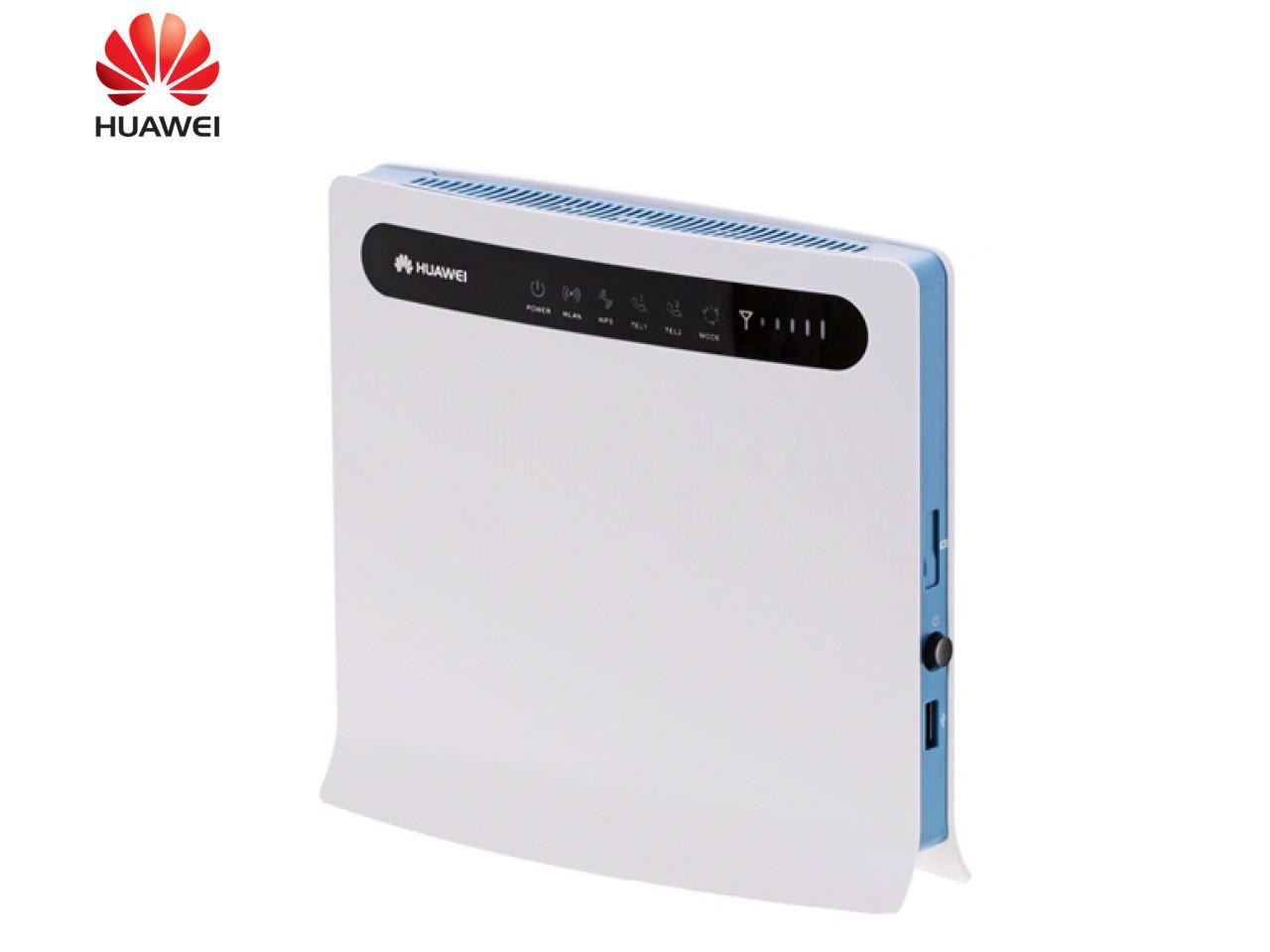 HUAWEI B593S LAN + WiFi + LTE, bílý + 200 Kč na dárky nebo další nákup | CHAT on-line podpora PO-PÁ 8-22.00!!