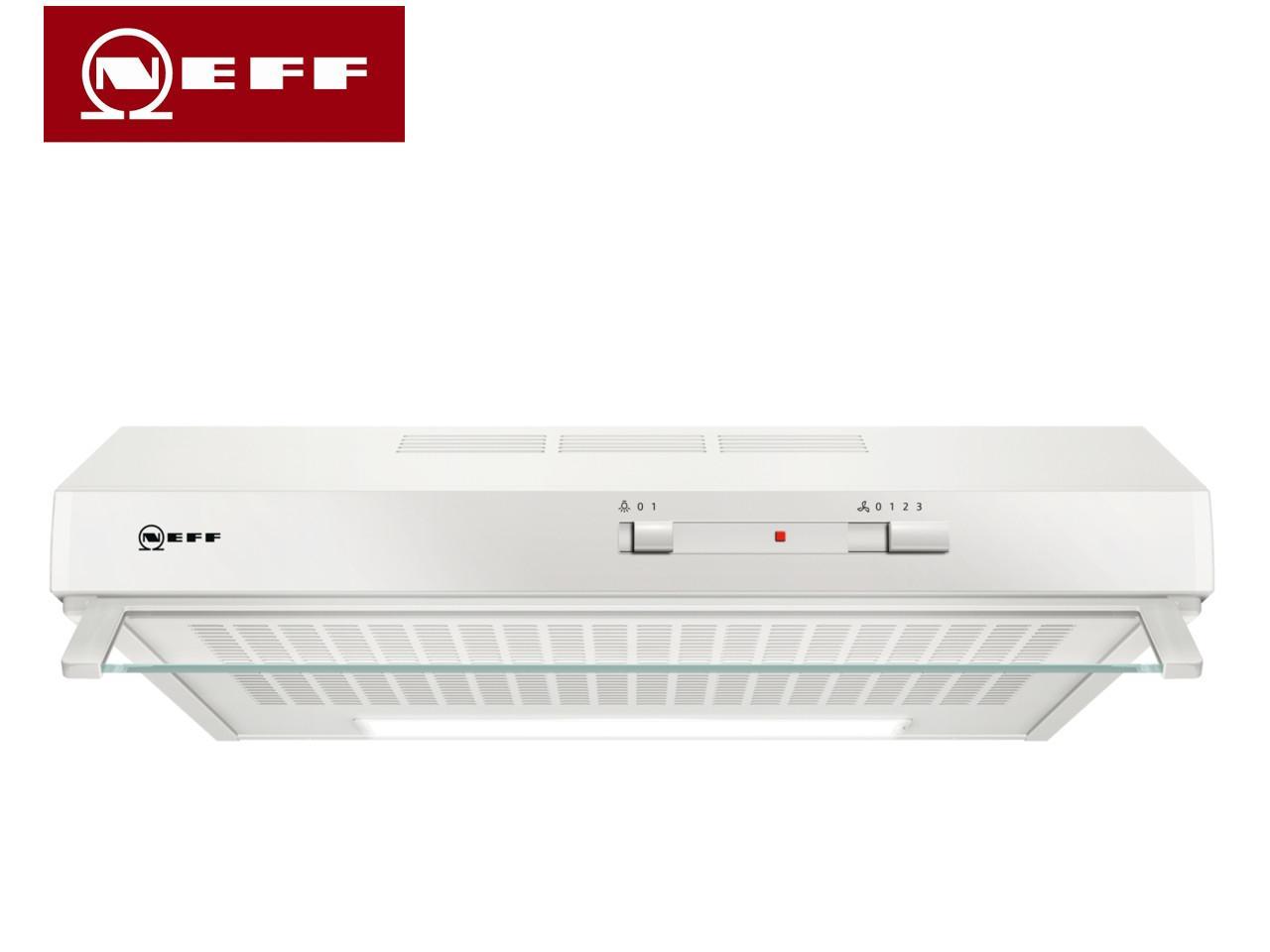 NEFF D60LAA0W0, šíře 60 cm + 100 Kč na dárky nebo další nákup | CHAT on-line podpora PO-PÁ 8-22.00!!