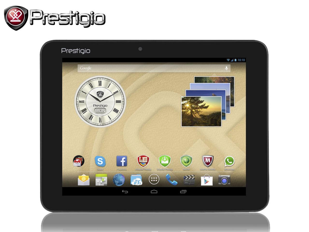 PRESTIGIO MultiPad Ranger LTE, černý + 100 Kč na dárky nebo další nákup | CHAT on-line podpora PO-PÁ 8-22.00!!