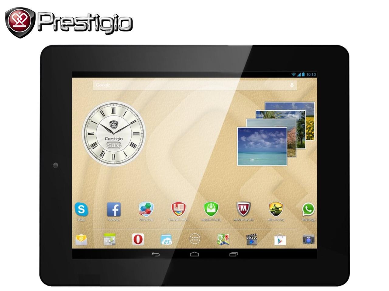 PRESTIGIO MultiPad 4 Ultra Quad 8.0 3G, černý + 100 Kč na dárky nebo další nákup | CHAT on-line podpora PO-PÁ 8-22.00!!
