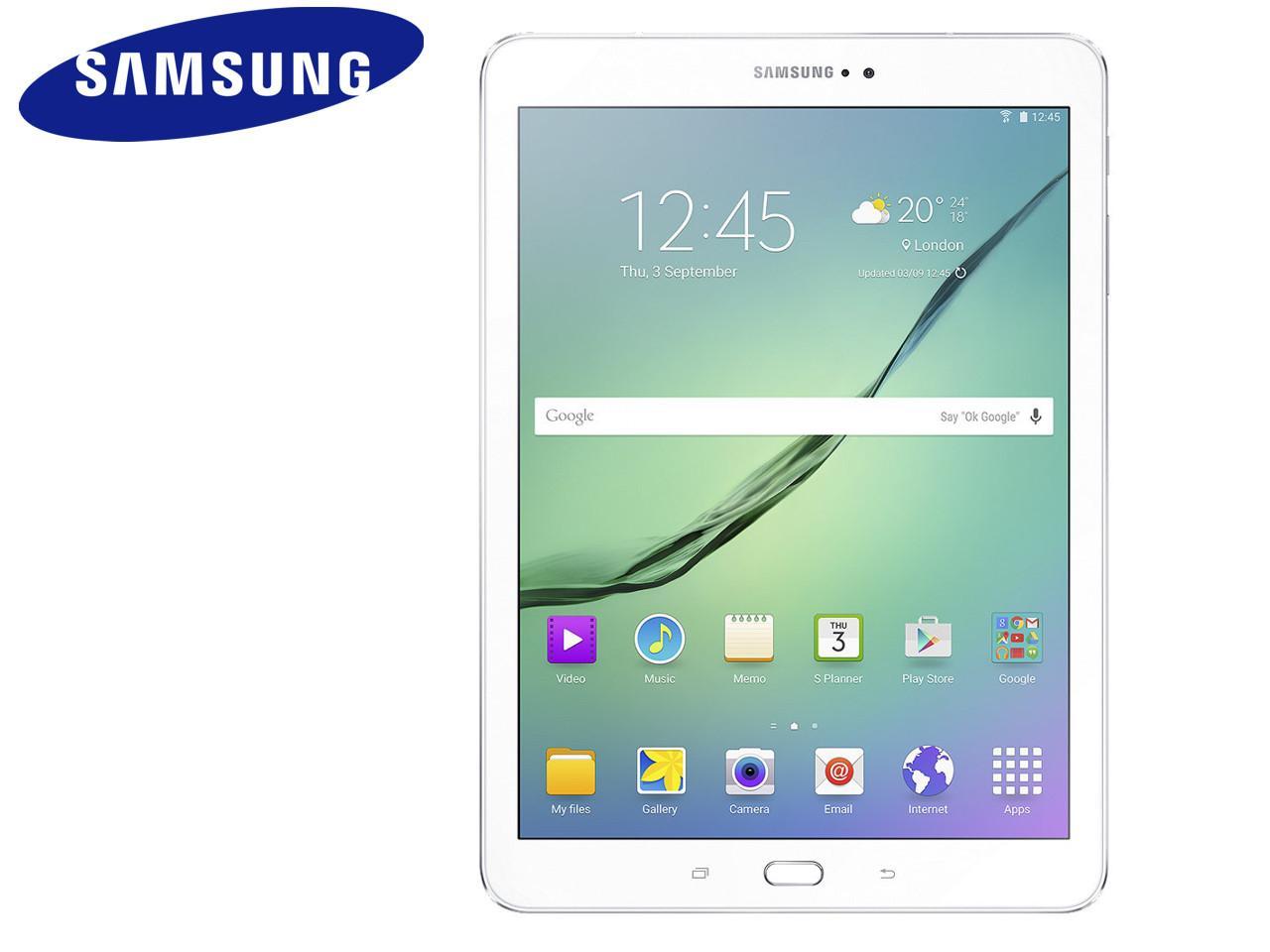 SAMSUNG Galaxy Tab S 2, 9.7 (SM-T810), bílý + 400 Kč na dárky nebo další nákup | CHAT on-line podpora PO-PÁ 8-22.00!!