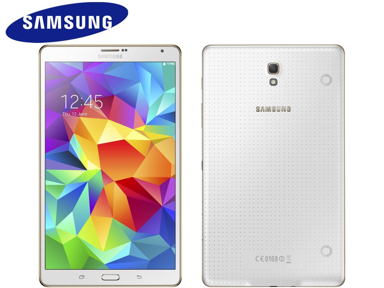 SAMSUNG Galaxy Tab S, 8.4 (SM-T700), bílý, bulk balení + 300 Kč na dárky nebo další nákup | CHAT on-line podpora PO-PÁ 8-22.00!!