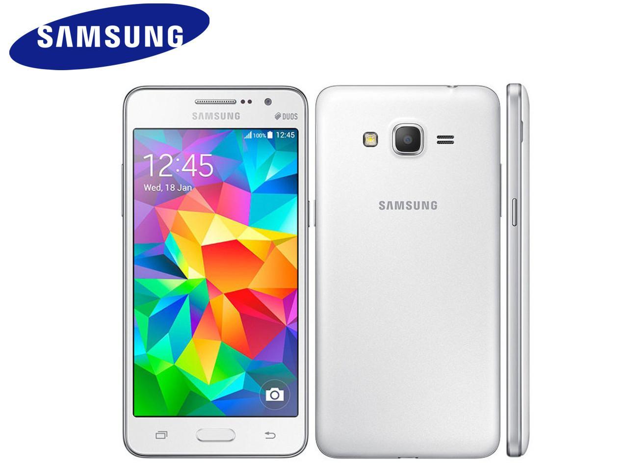 SAMSUNG Galaxy Grand Prime VE G531, 8 GB, bílý + 100 Kč na dárky nebo další nákup   CHAT on-line podpora PO-PÁ 8-22.00!!