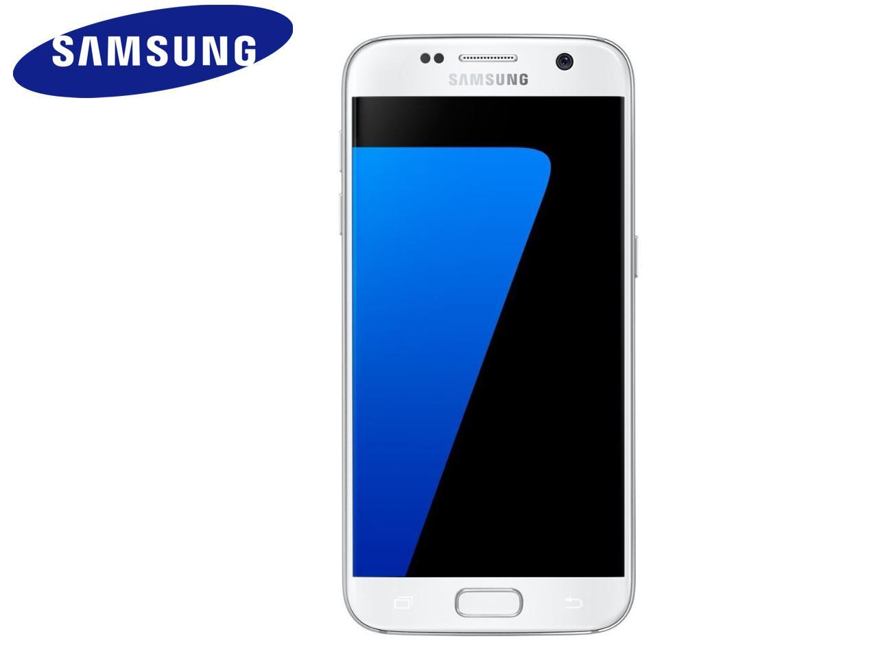 SAMSUNG Galaxy S7 (SM-G930F), 32 GB, bílý, CZ distribuce